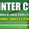Winter Cup: Torneo benefico di calcio CSEN a 11 amatoriale